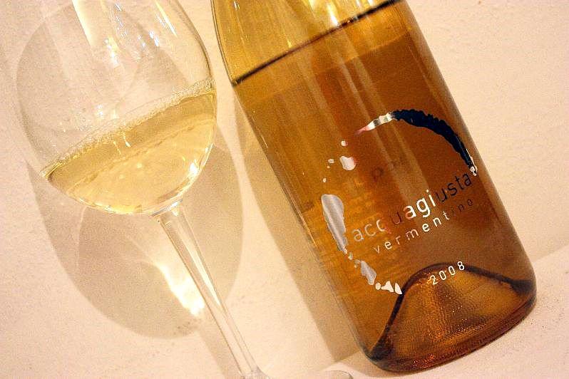 Cerde�a vino blanco