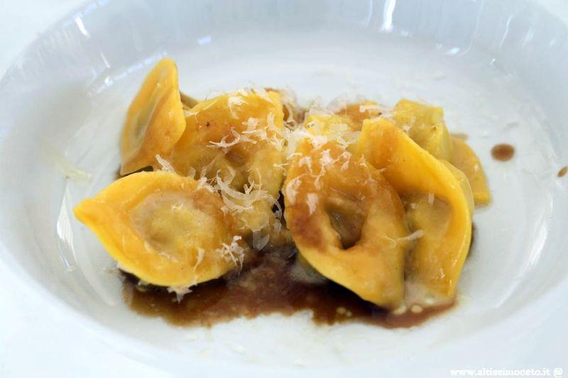 Mario's Baccala Ravioli Recipe — Dishmaps